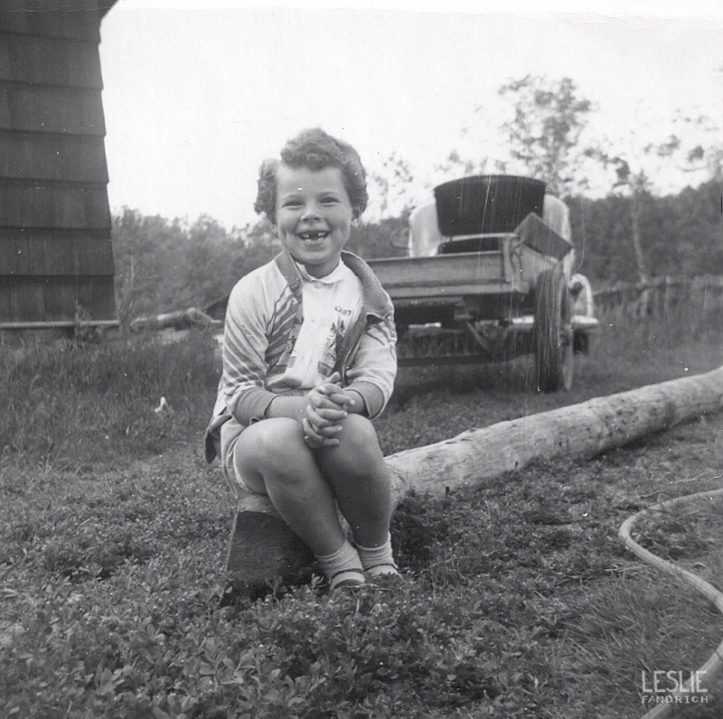1956 - Six years old. She looks so much like my son Milo!