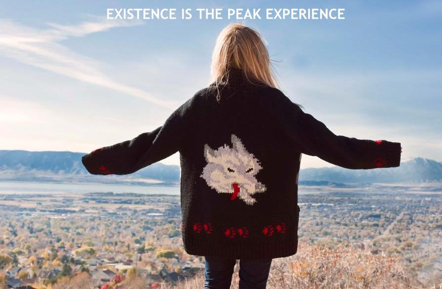 whitney noziskova EXISTENCE IS THE PEAK EXPERIENCE.jpg