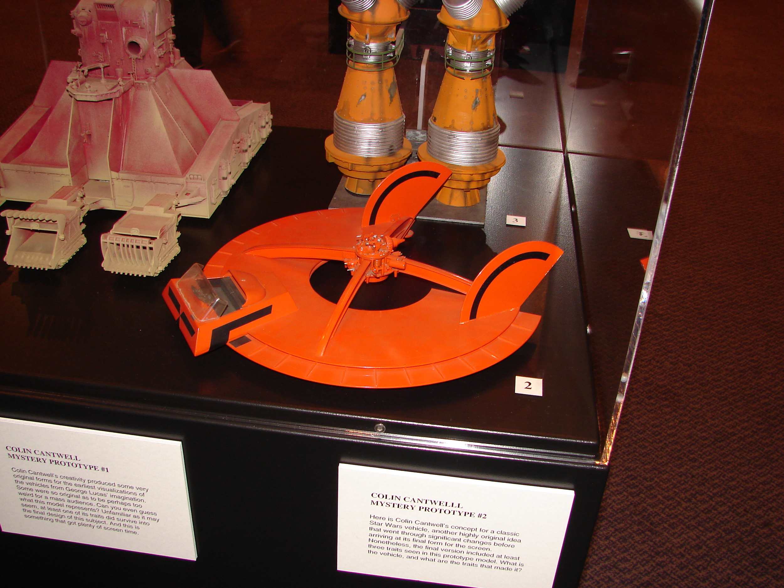 Colin Cantwell's land speeder, photo by dsatterth .