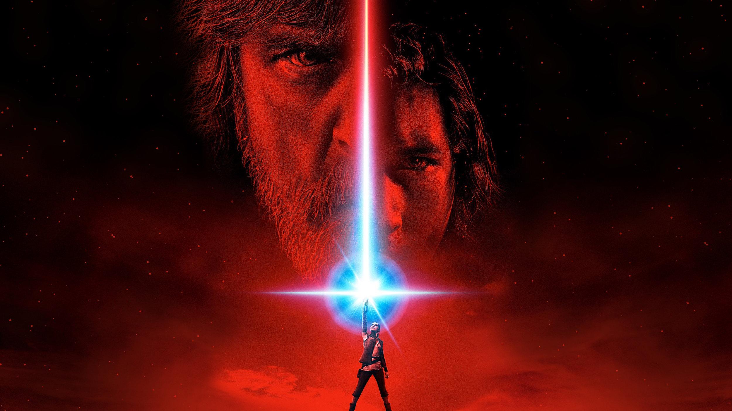 The Last Jedi Kitbashed
