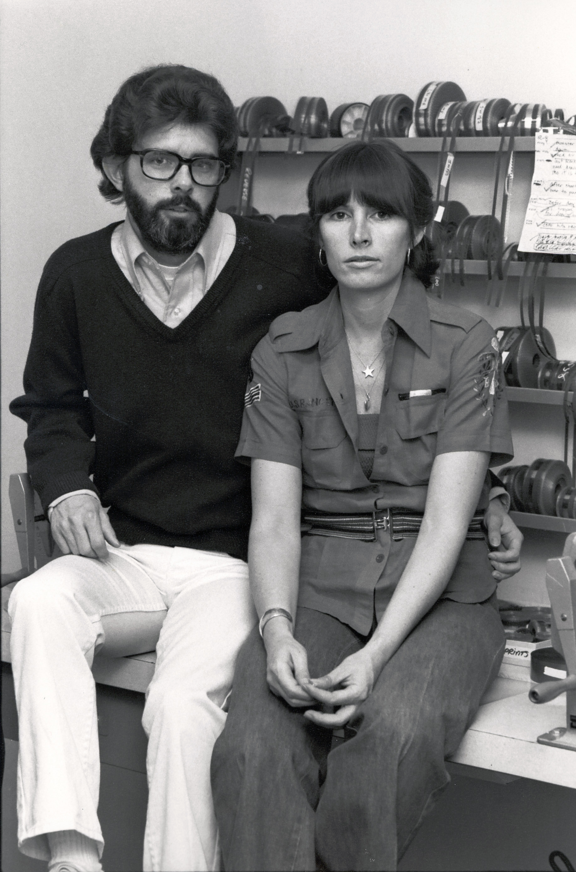 George and Marcia