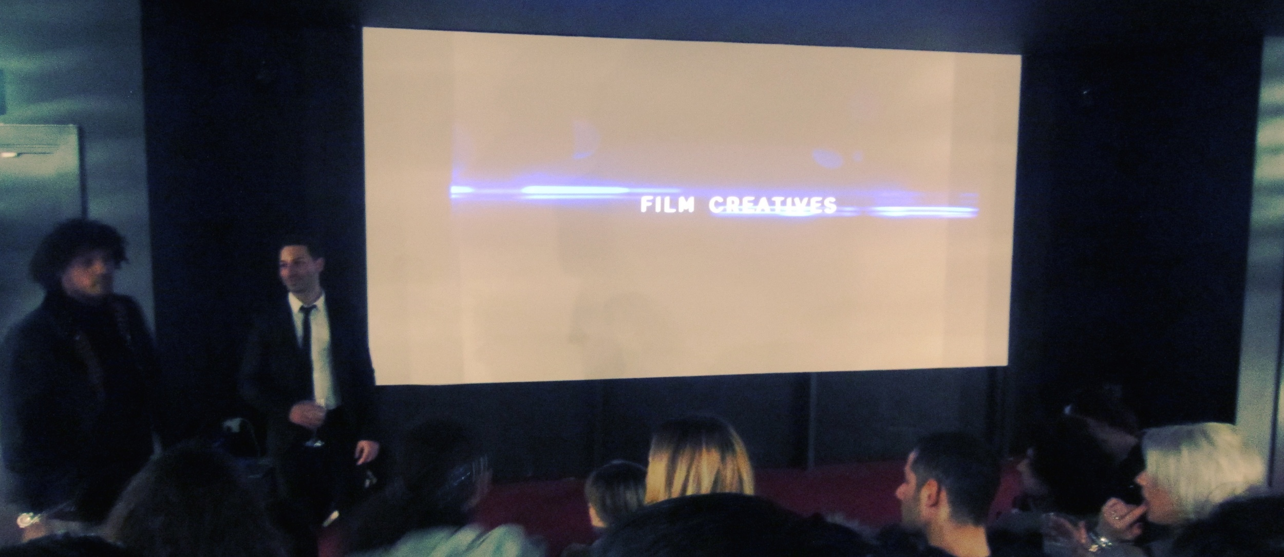 Film Creatives Screening 2013