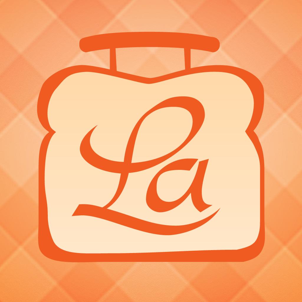 LaLa Lunchbox app icon
