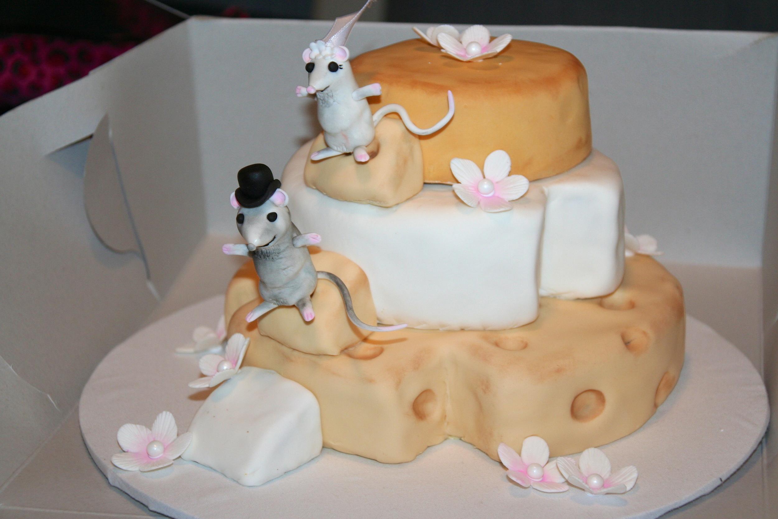 Cake courtesy of Joy & Cake