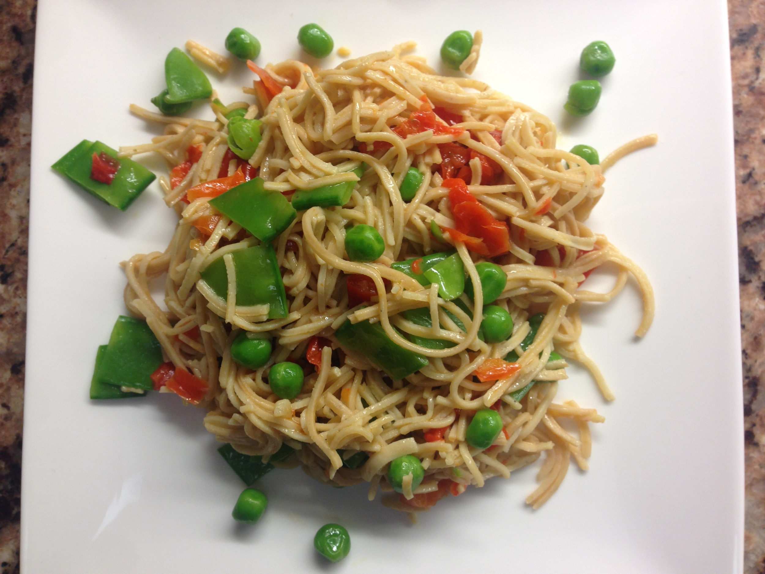 Explore Asian Soybean Spaghetti