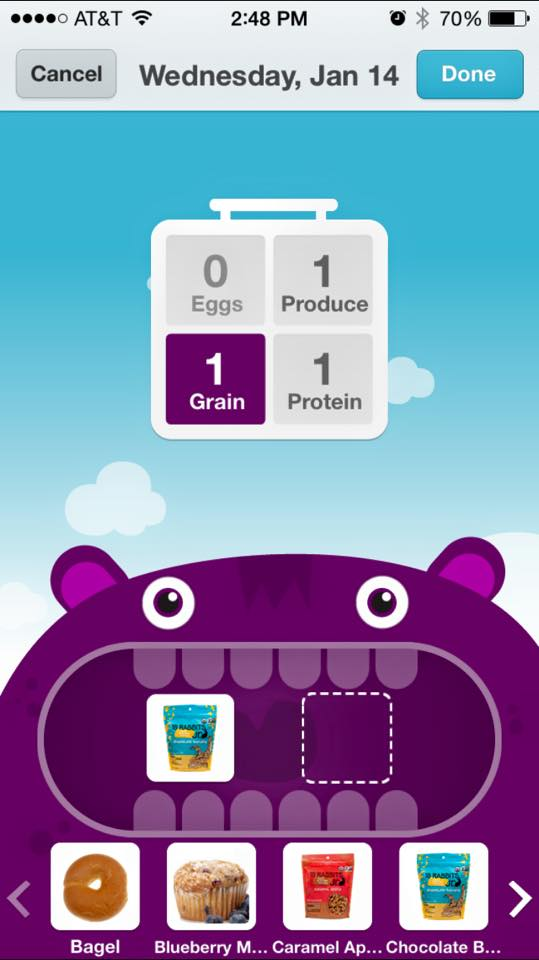 18 Rabbits granola on LaLa Breakfast