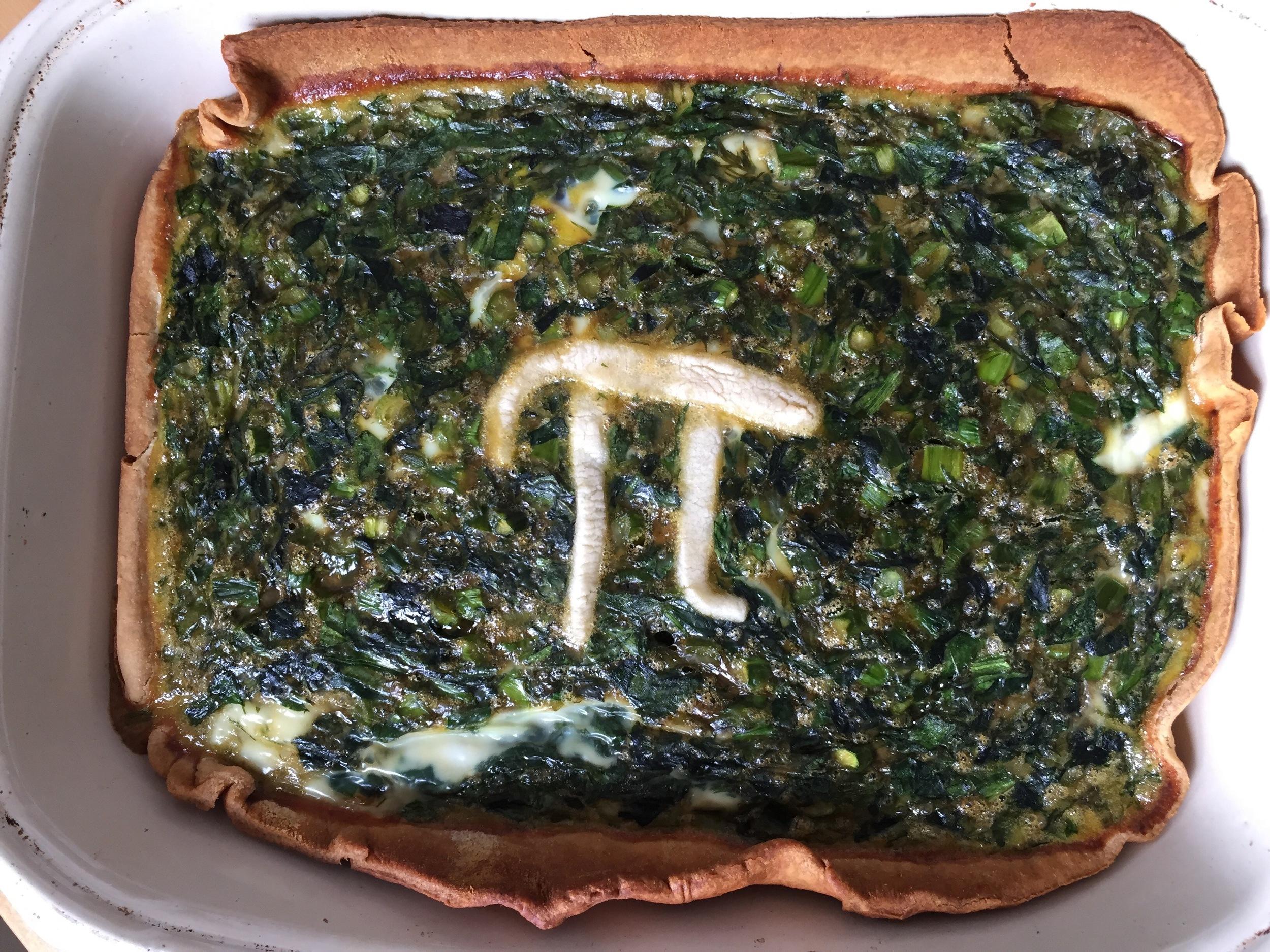 Veggie Pi(e)!