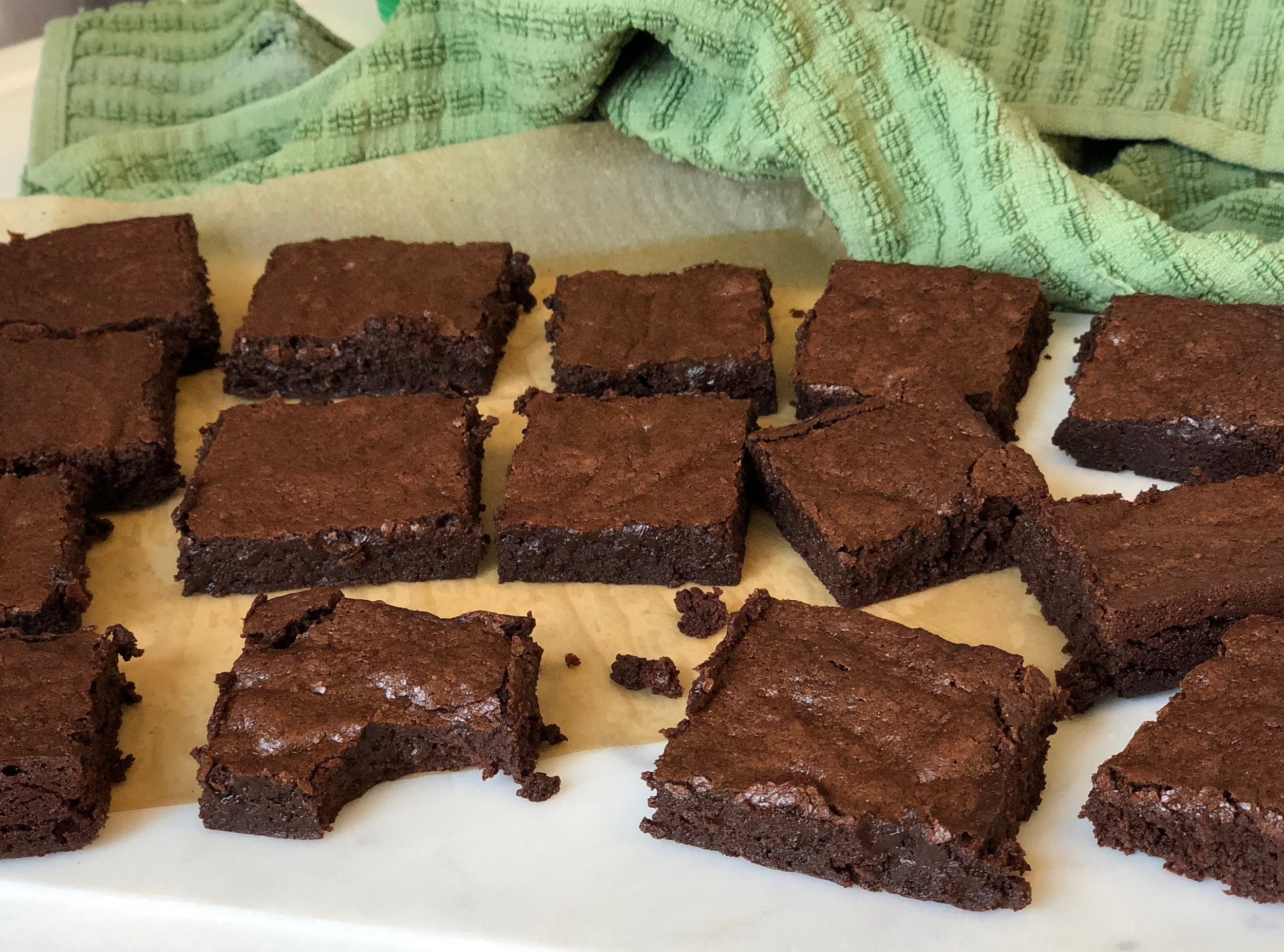 Brownies are universally beloved.