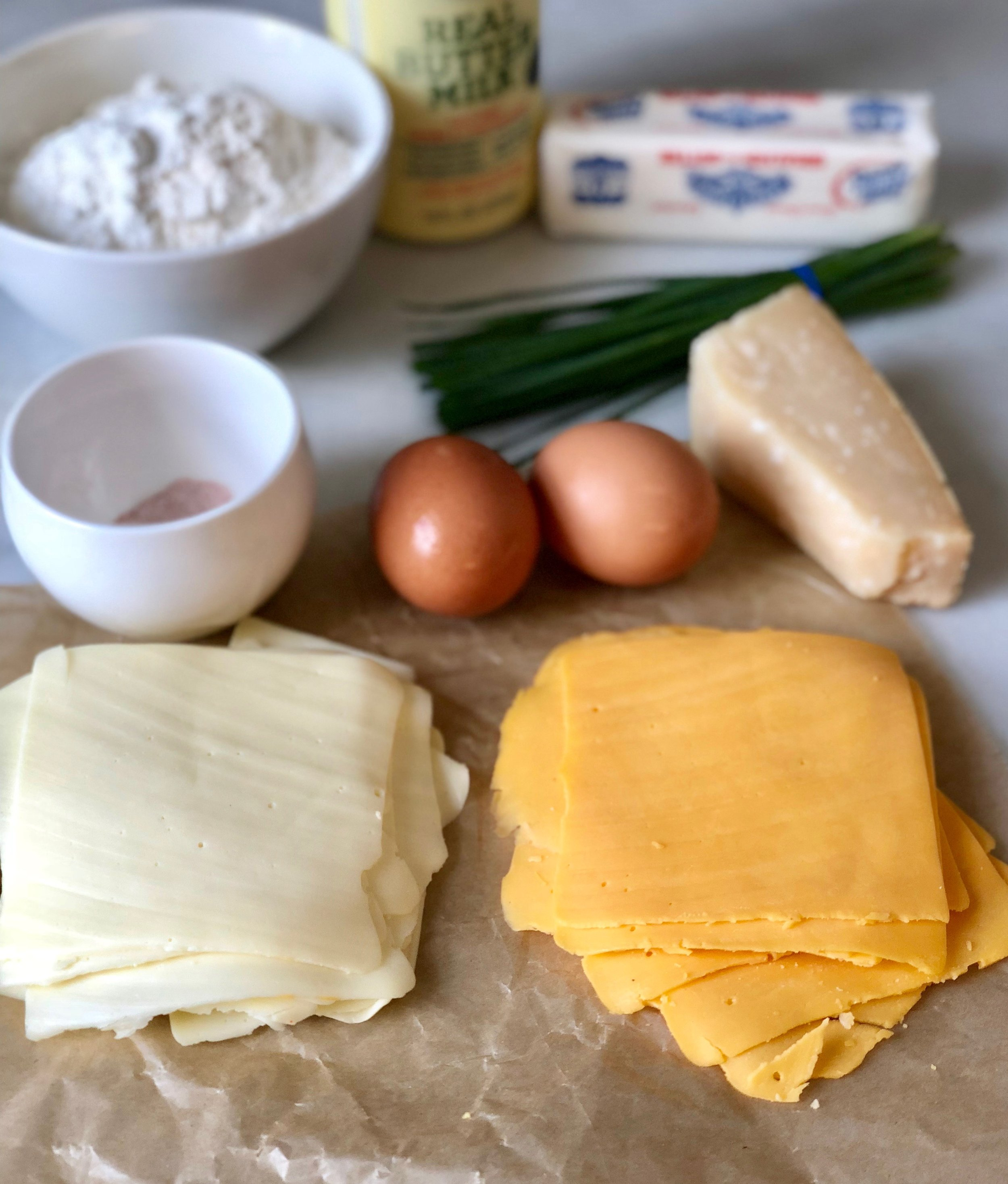 savory wafflewich ingredients