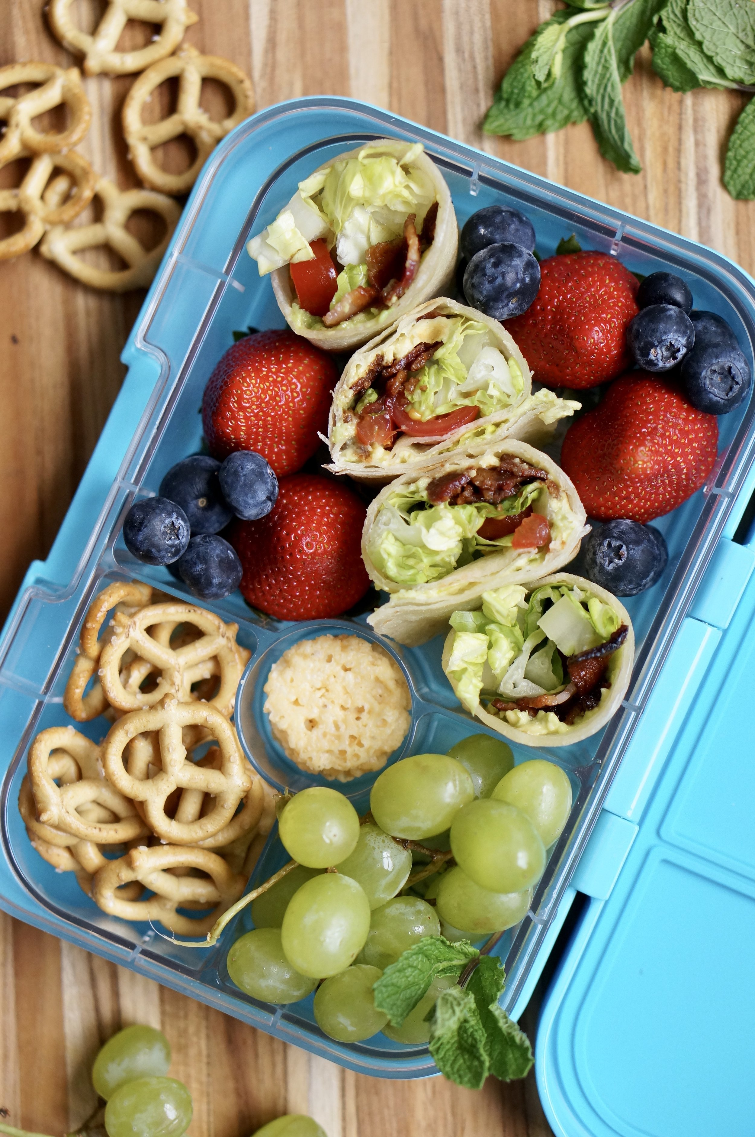 BLT lunchbox