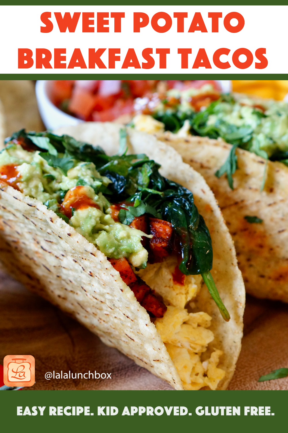 Sweet Potato Breakfast Tacos