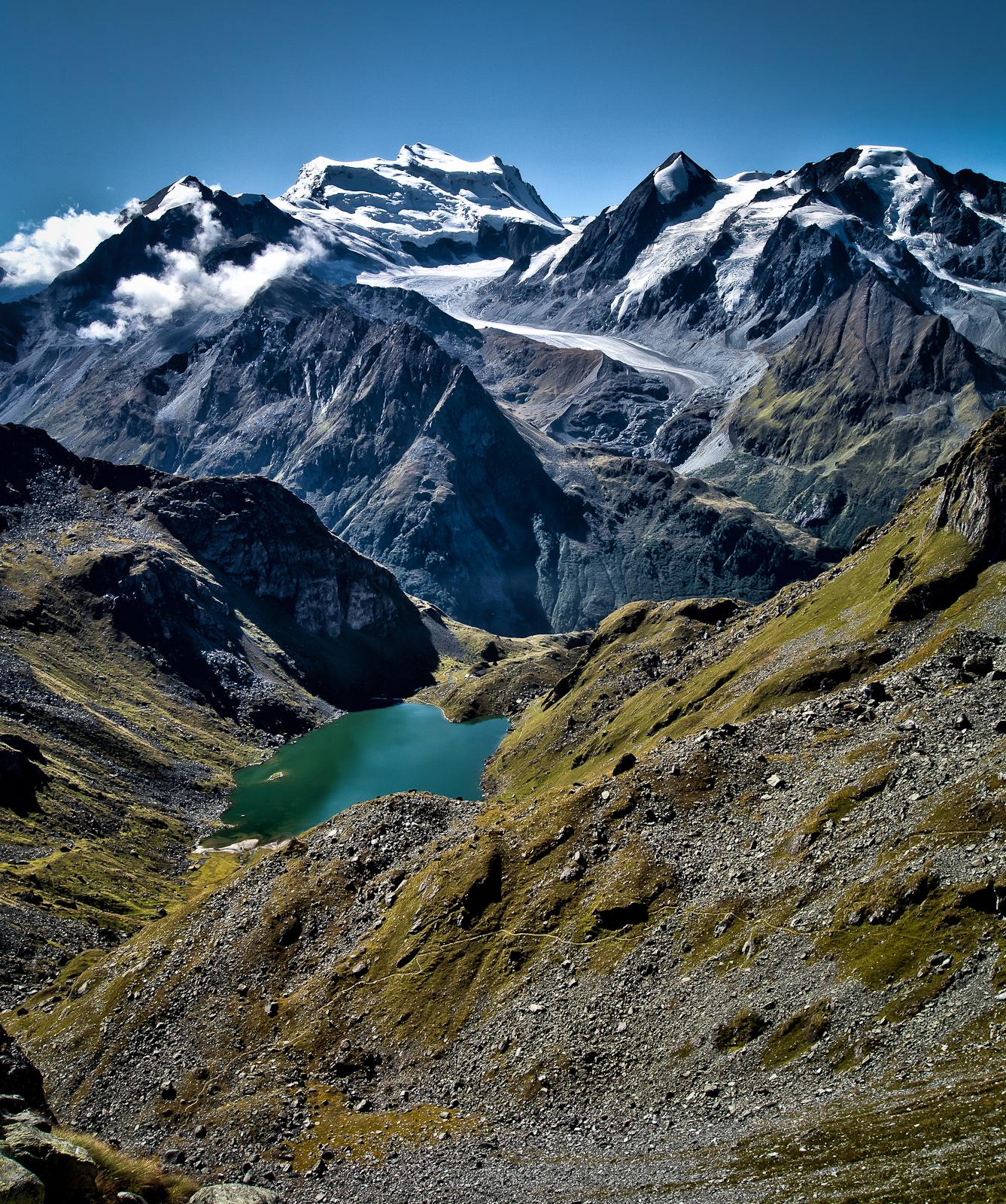 Glacier Corbassier
