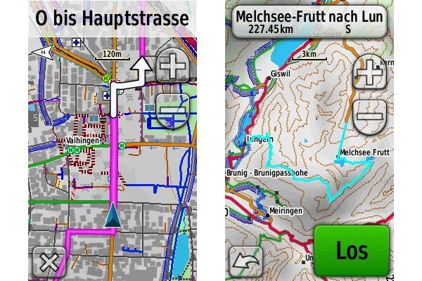 Maps — Tech, Mountains & Life