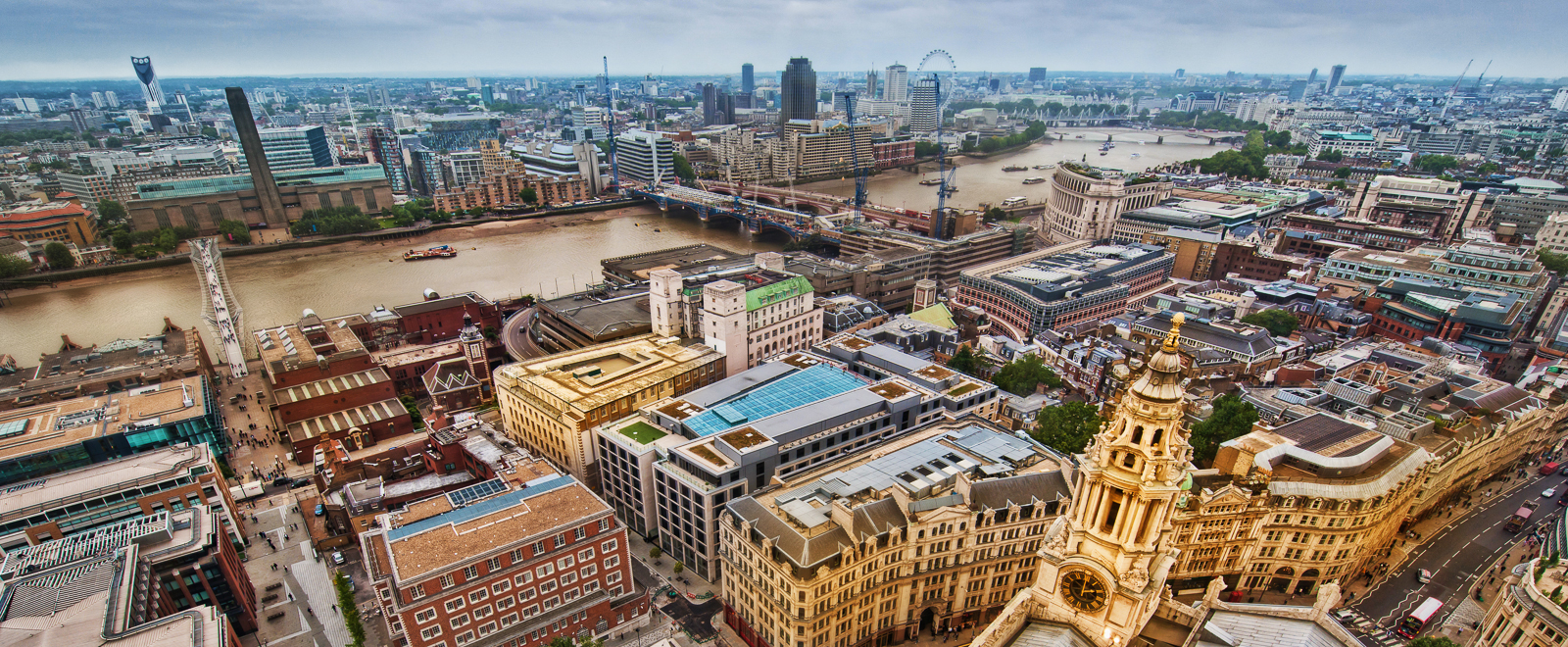 Old London from Above -Trey Ratcliffe