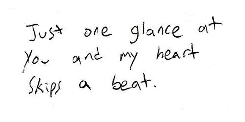 The way you make me feel..