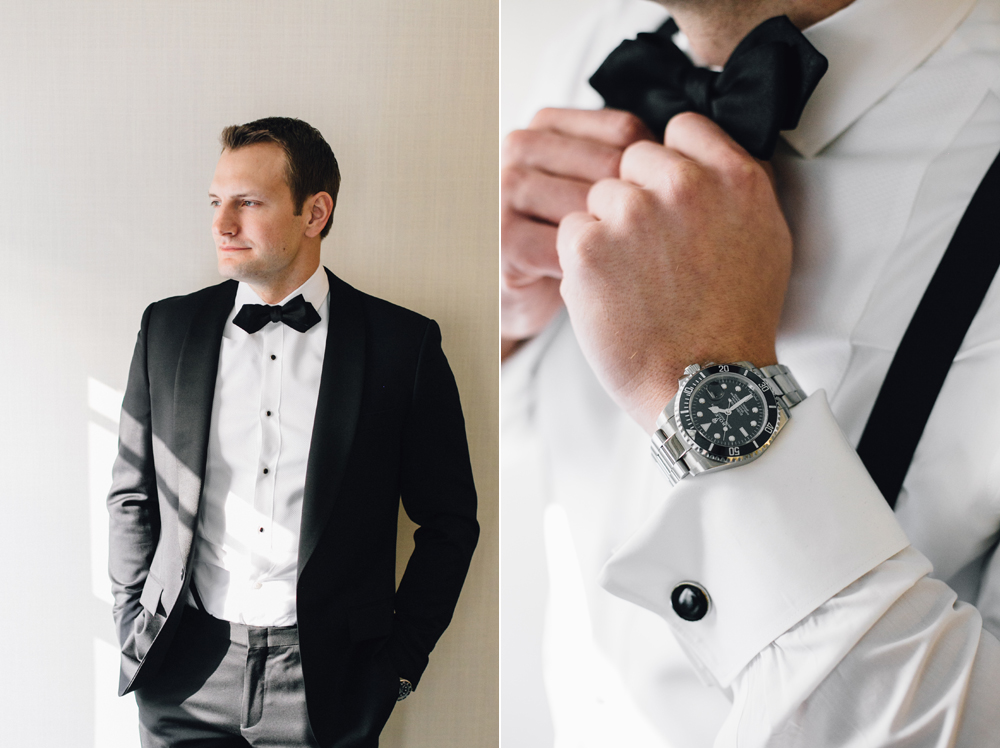 Groom getting ready - Maria Vicencio Photography Weddings