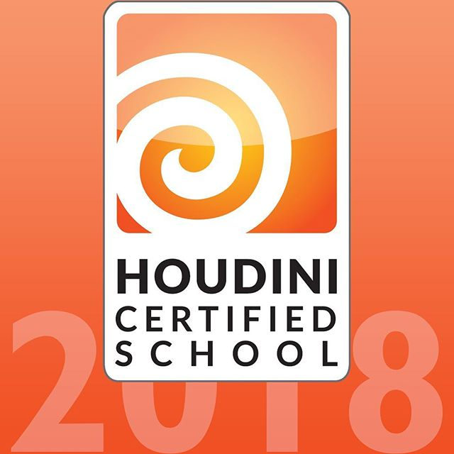 Thanks to our hard-working students our program was recognized by Sidefx as a Houdini Certified School for the third year in a row. We can't wait to show you what they've done for the past twelve months!  Just two more weeks until our latest class finishes up.