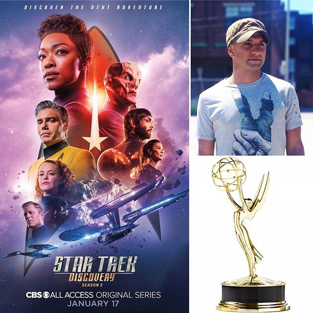 """Nothing makes us happier than to spread the word of our student's and faculty's accomplishments. The Emmy nominations were announced and in the category of Outstanding Special Visual Effects, our long time professor Mahmoud Rahnama was nominated for his work on the series """"Star Trek: Discovery"""" for the episode """"Such Sweet Sorrow, Part 2"""". Last year Mahmoud was nominated for a a Visual Effects Society award as well.  Mahmoud wanted to make sure we drew attention to the fact that the Toronto branch of Pixomondo (the studio where the majority of VFX work for the show is done) is packed with Seneca grads. He estimates 60-80 Seneca grads work there. Congratulations to everyone who worked so hard on the show. World class work!"""