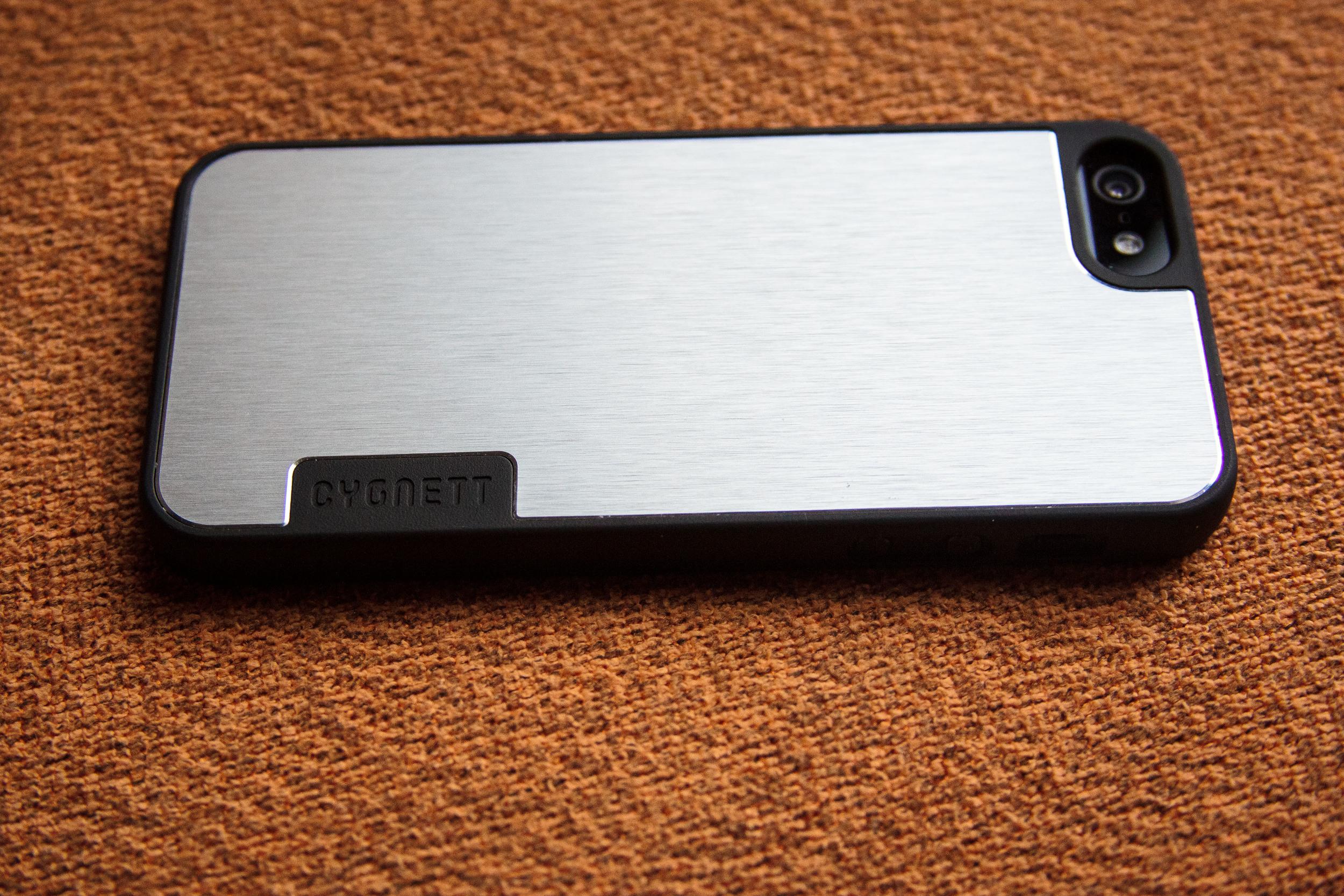 Cygnett UrbanShield Aluminum case for iPhone 5 review