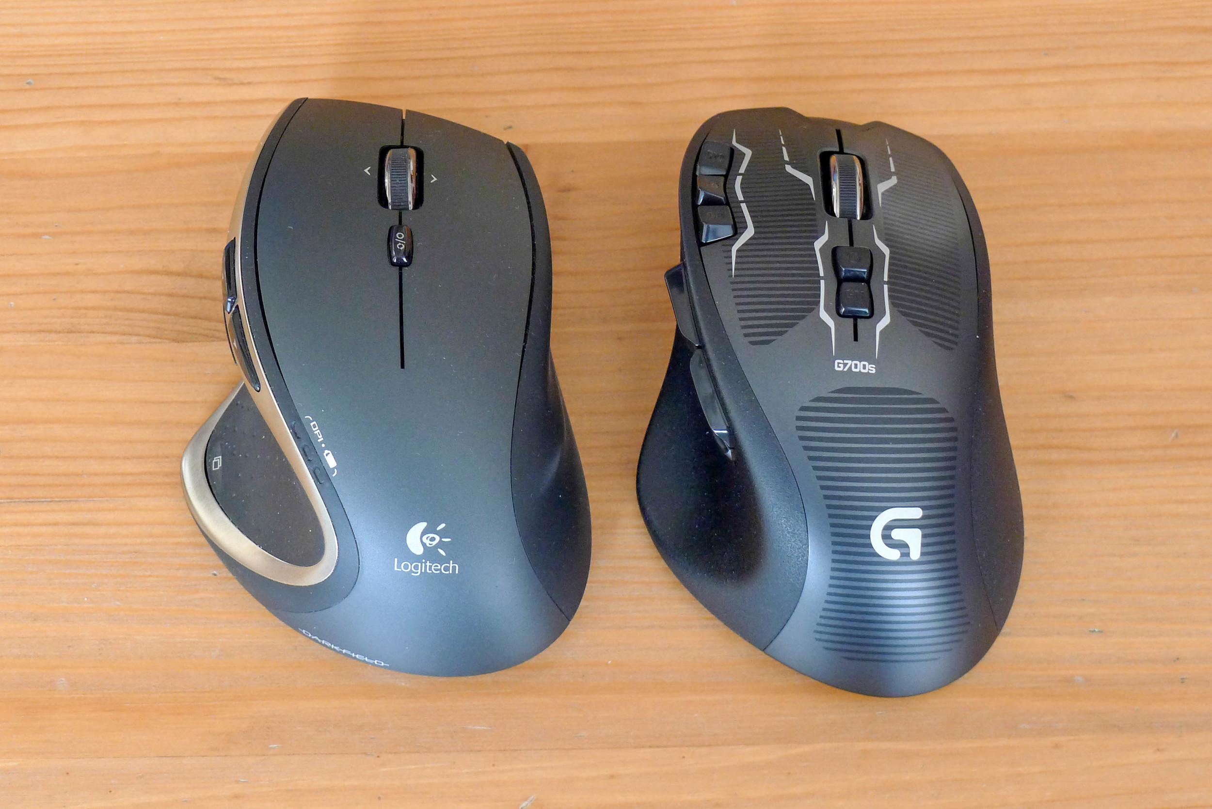 Logitech G700s gaming mouse review - jason tsay