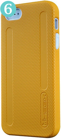 Megix Technology Double Layer Armor Series Protection Hard Case for iPhone 5 & 5S