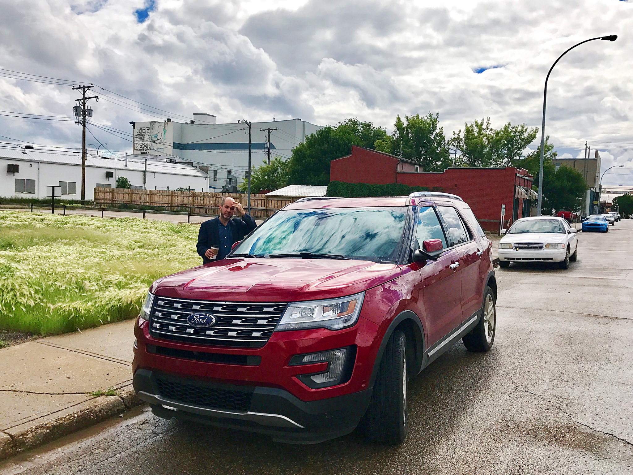 Ford Explorer in Moose Jaw