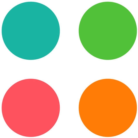Dots by Playdots, Inc. - App Store / Google PlayDots is a simple puzzle game about connecting dots of like colours in squares and rectangles.