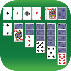Solitaire by MobilityWare - App Store / Google PlayThis one's obvious. It's solitaire.