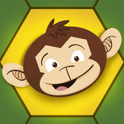 Monkey Wrench Word Search by Blue Ox Family Games, Inc. - App Store / Google PlayIt's a word search game, and you uncover the hidden words by figuring out clues.