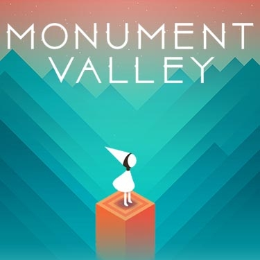 Monument Valley by ustwo Games Ltd. - App Store / Google PlayYou move a silent princess through a beautifully serene world with Escher-like architecture.