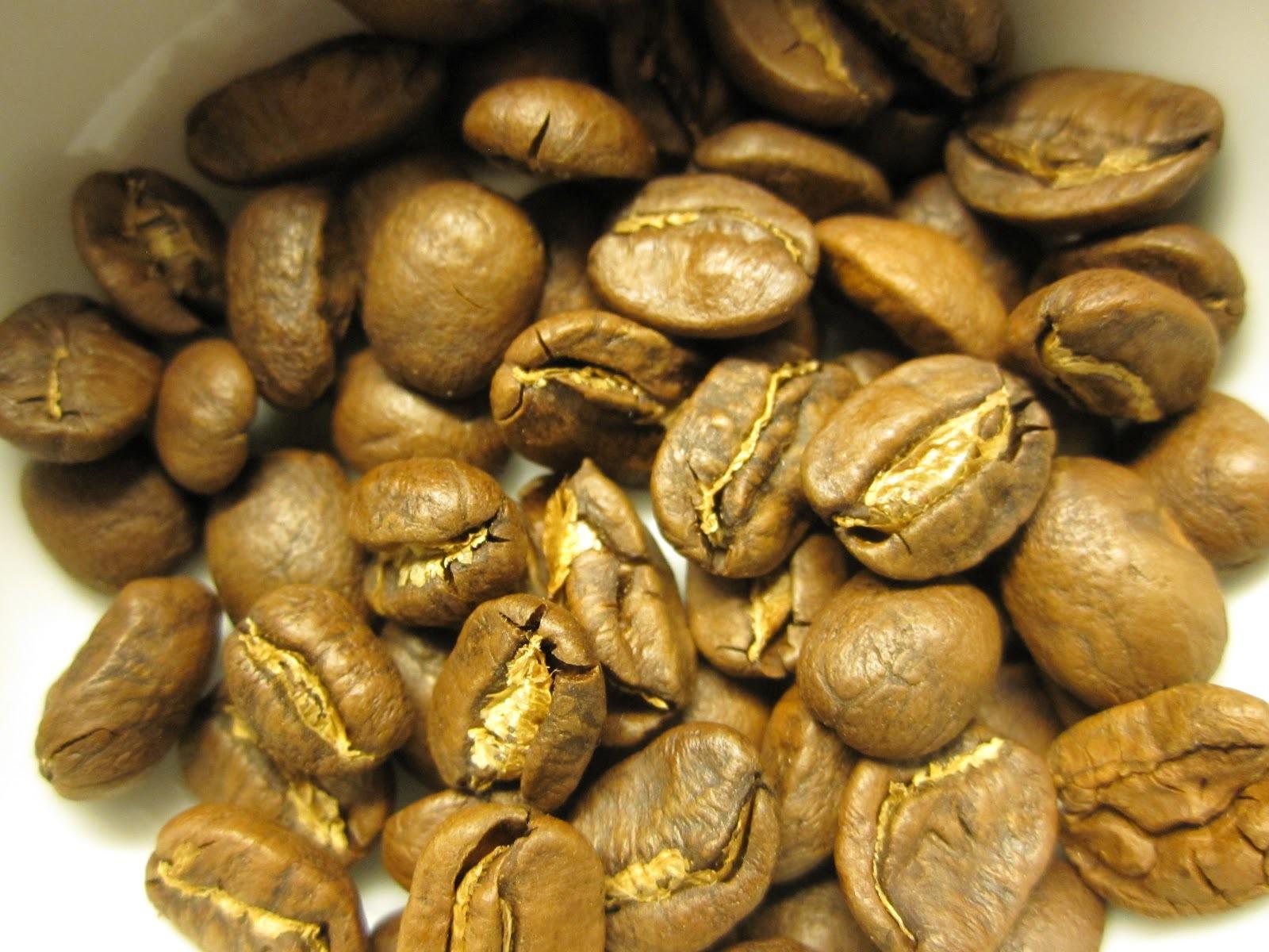 Kaffebønner fra Stockfleth's