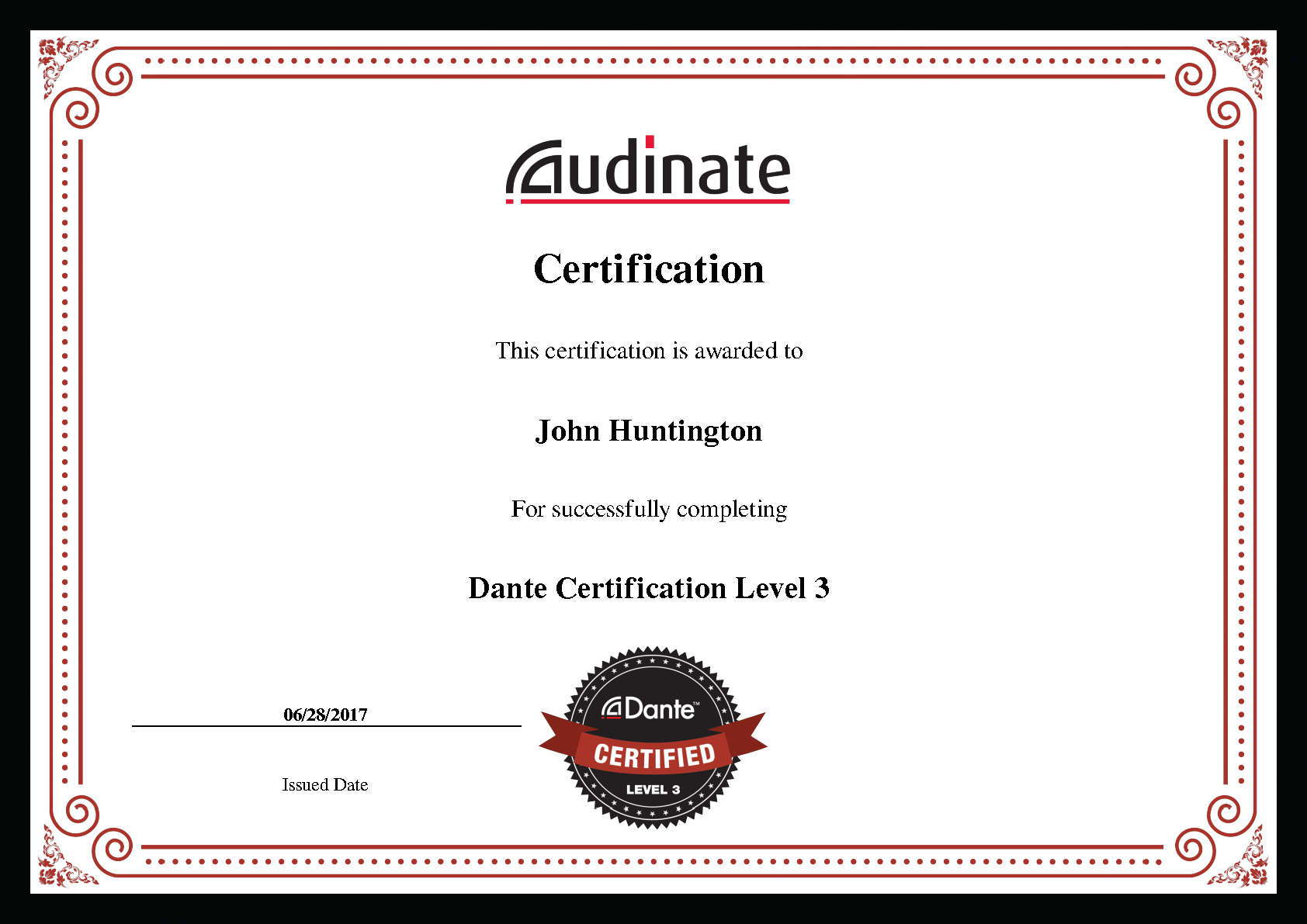 AES67, AVB and Audinate's Dante: An Audio Networking Update