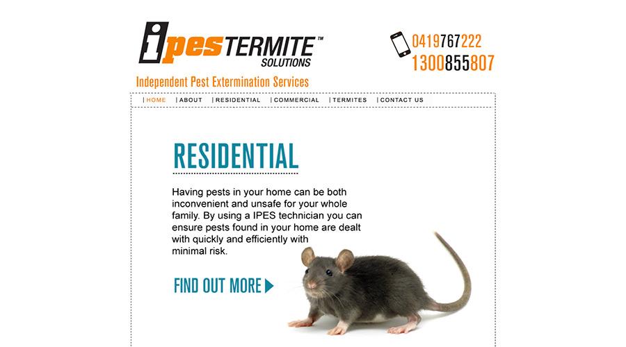 Ipes Termite Solutions