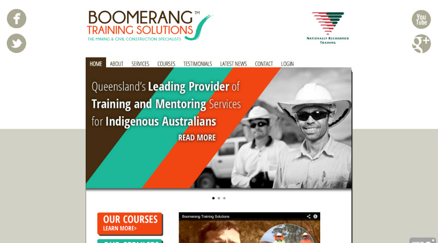 Boomerang Training Solutions
