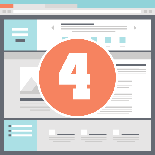 4 Top Tips for Website Redesign
