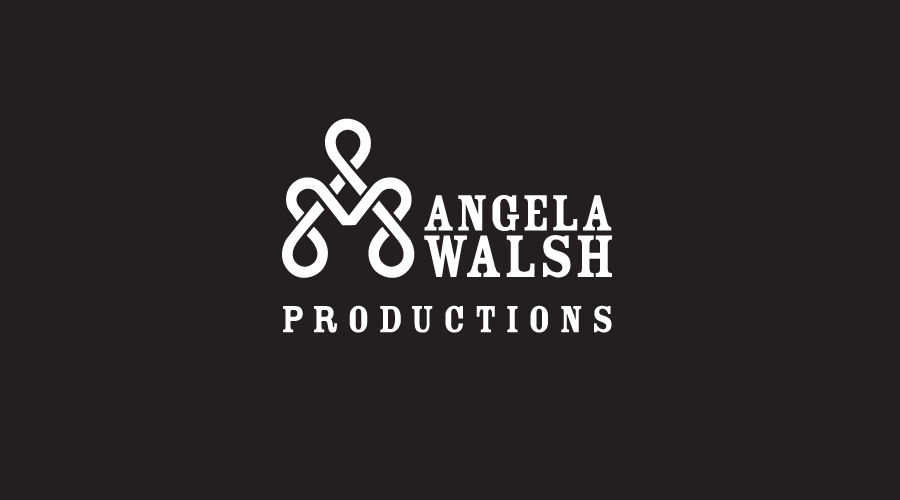 Angela Walsh Logo / Brand Design