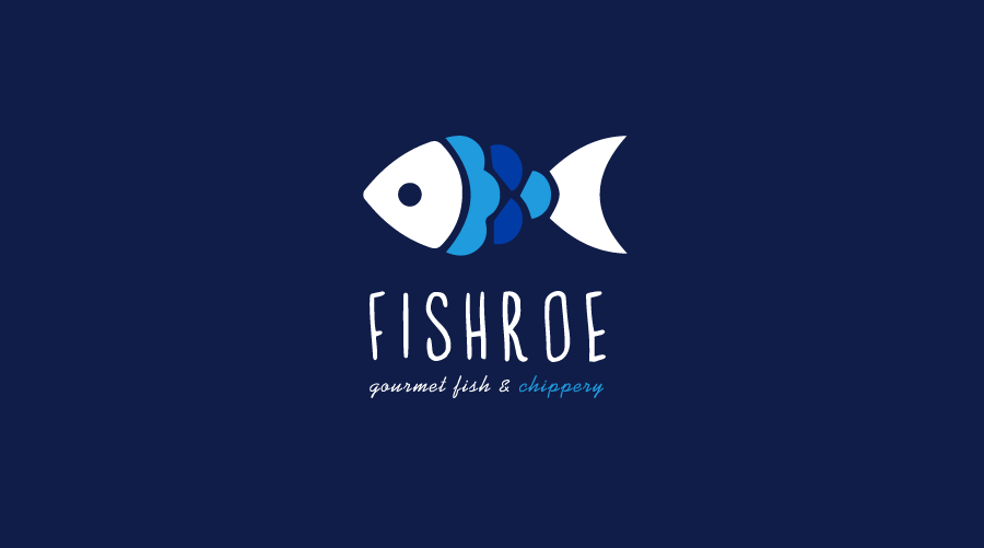 Fish Roe Logo / Brand Design