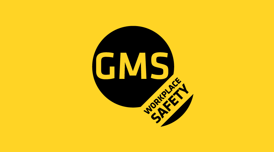 GMS Workplace Safety Logo / Brand Design