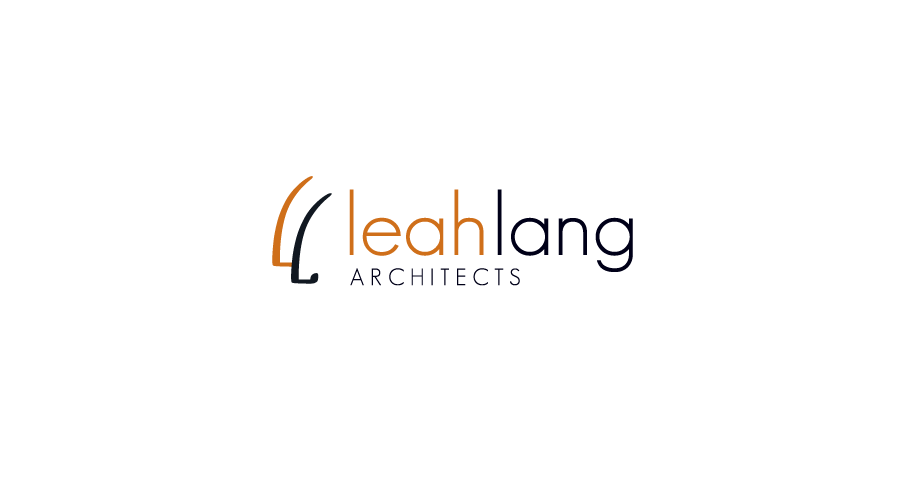 Leah Lang Architect Logo / Brand Design