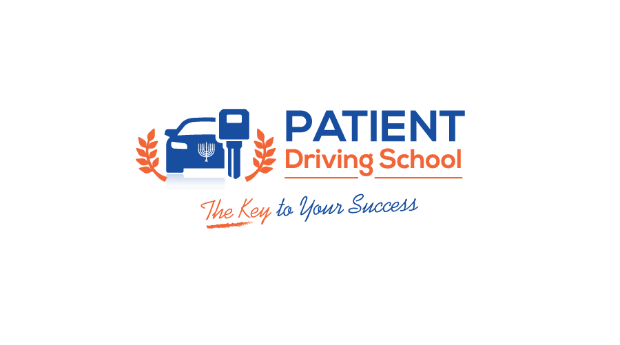 Patient Driving School Logo / Brand Design
