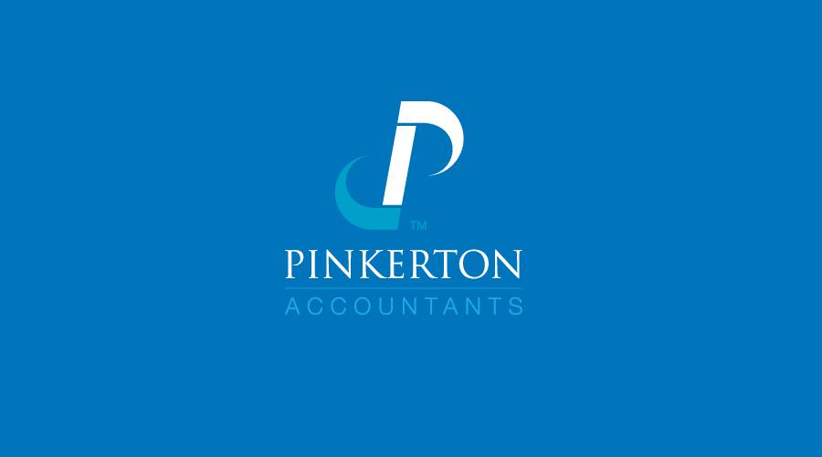 PinkertonsLogo / Brand Design