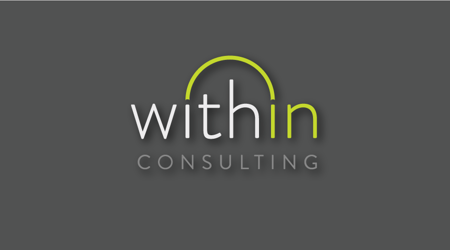 Within Consulting Logo / Brand Design