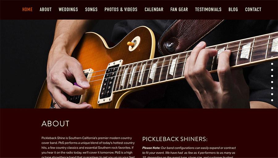 Pickleback Shine