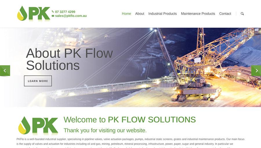 PK Flow