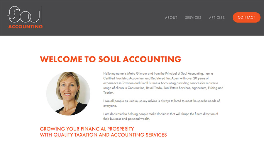 Soul Accounting