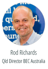 Rod Richards - Queensland Director BEC Australia