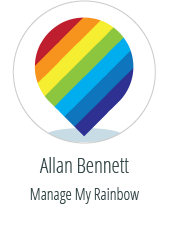allan bennett - manage my rainbow