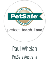 Paul Whelan - Petsafe Austrailia