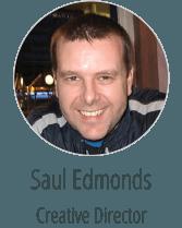 Saul Edmonds Graphic Designer & Creative Director Brisbane