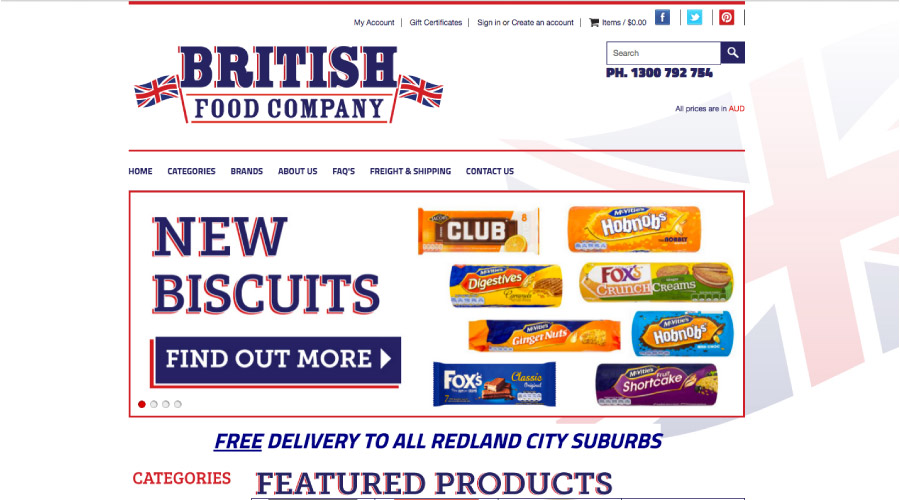 British Food Company